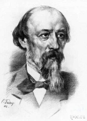 Николай Алексеевич Некрасов— Поэзия небес