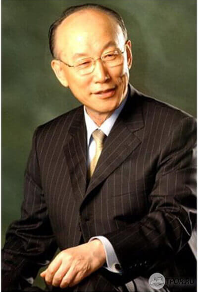 Давид Йонгги Чо