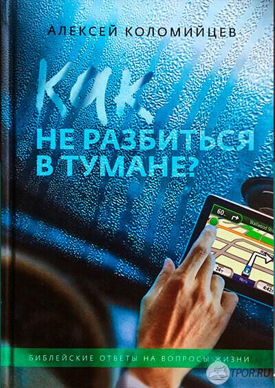 Алексей Коломийцев— Как не разбиться в тумане?